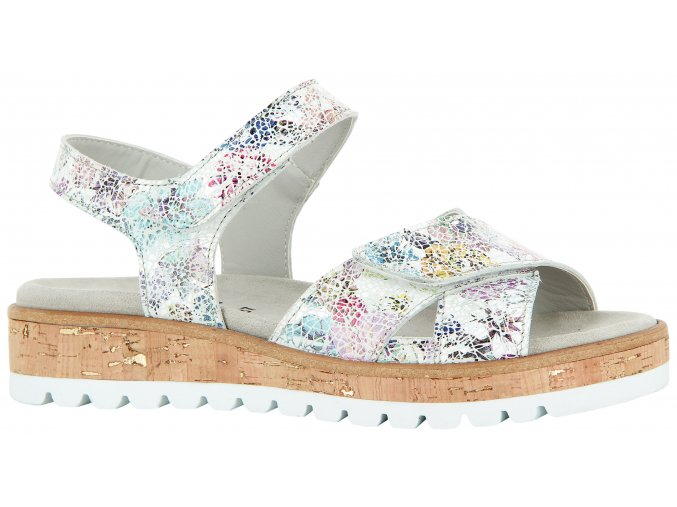 Dámské sandály Florett Yolanda 01471-90 barevné