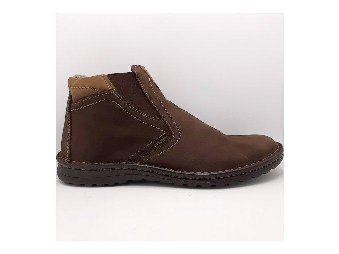 Ortoplus D 690/S-11 pánské kotníkové boty