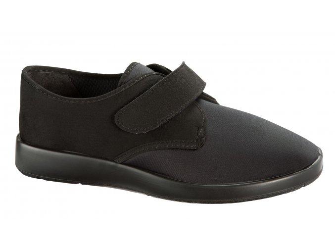 Polobotky pro široké nohy Varomed Tromso 60810 černé
