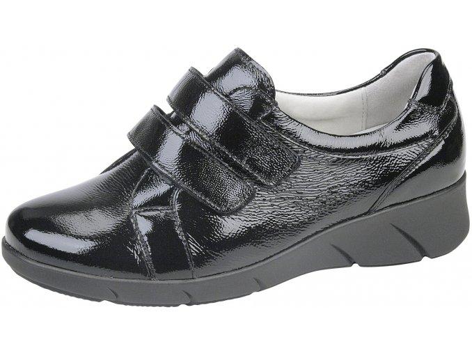 Dámské polobotky pro široké nohy Waldlaufer Kaina 663301