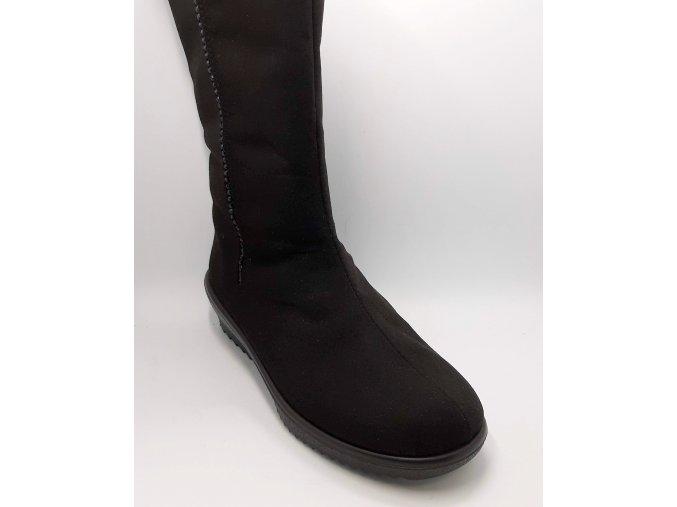 Dámské kozačky pro širokou nohu Florett Ramona 40541
