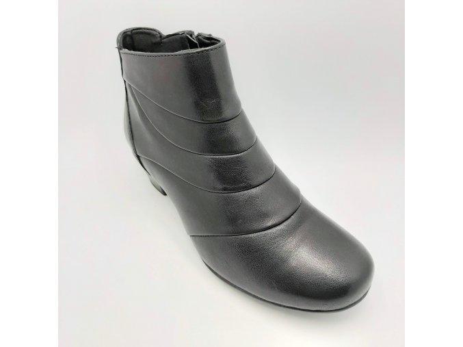 Dámské kotníkové boty Santé VF/ C344 černé vel.36