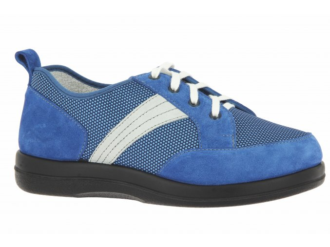 Tenisky pro široké nohy Varomed Askim 62231-20 modré
