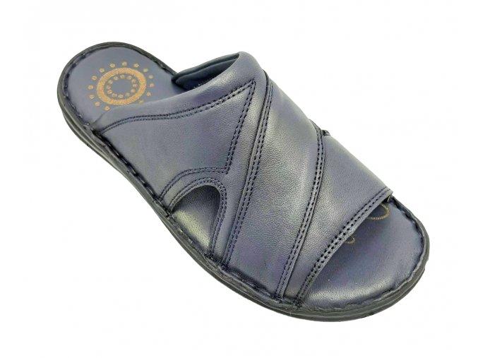 Pánské sandály Looke Buiron L0502-04 tmavě modré