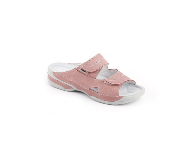 Dámské pantofle Medistyle Lucy 5L-E11 růžová