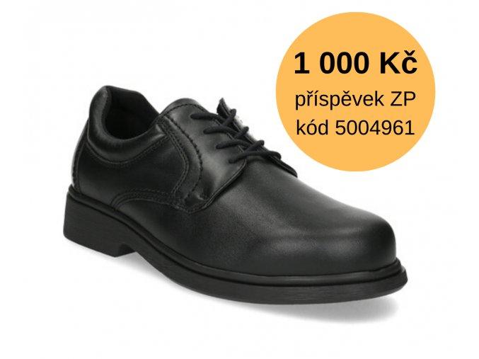 Diabetická obuv pánská DAN MEDI