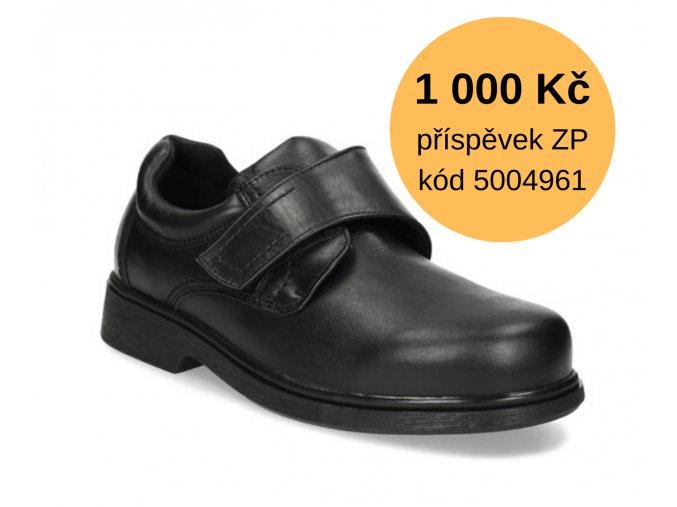 Diabetická obuv pánská PAUL MEDI