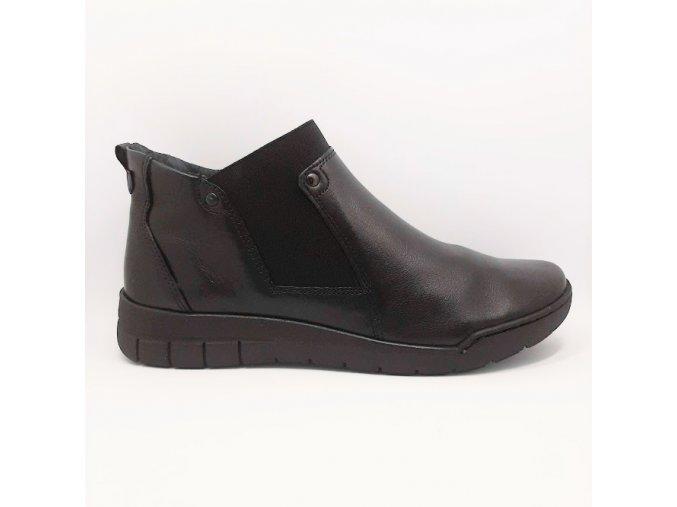 Santé RE/101 Nero dámské kotníkové boty
