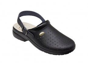 Santé zdravotní obuv GF/516P dámská černá