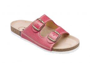 Santé zdravotní obuv D/21/C30/BP dámská červená