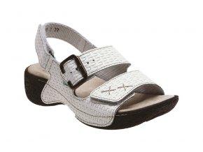 b89639fa14a Santé zdravotní obuv N 109 2 01 dámská bílá