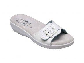 Santé zdravotní obuv SI/03D dámská bílá