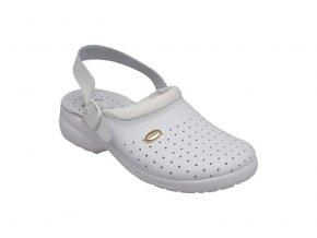 Santé zdravotní obuv GF/516P pánská bílá