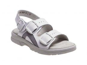 Santé zdravotní obuv N/517/41S/10 dámská bílá