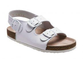 Santé zdravotní obuv N 31 10 dámská bílá 17ad5f49d5