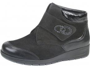Dámské kotníčkové boty pro široké nohy Waldläufer Mimi 812815