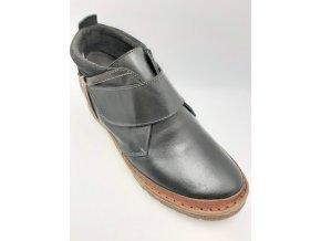Carya Gemini 691497 černá pánská kotníková obuv