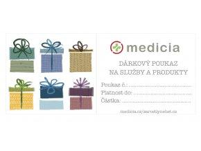 Medicia dárkový poukaz