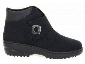 Dámské zimní kotníčkové boty pro širokou nohu Florett Caroline 50332