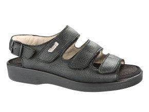 Sandály pro široké nohy Varomed Turku 58870