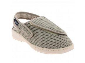 985 1 angevin zdravotni pantofle sandalek unisex bezova podowell