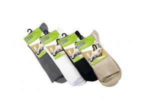 Ponožky antibakteriální Diacomfort
