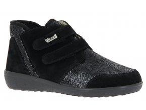 Dámské kotníkové boty Varomed Lyon 77351-60 černé