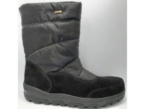Pánská zimní obuv Varomed 64621 černá