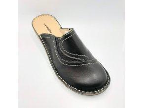 Dámské zdravotní pantofle Medistyle 9H-237 černé