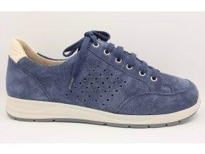 Pánské tenisky pro široké nohy Florett Nashville 88130/23 modré