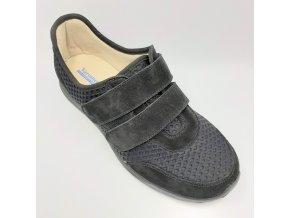 Pánské tenisky pro široké nohy Florett San Antonio 88110-60 černé
