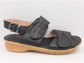Dámské sandály Looke Serina L0453-10 černé