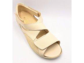 Dámské sandály Florett Antonia 03212-32 béžové