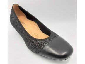 Dámské lodičky pro širší nohy Florett Luisa 03304/60 černé