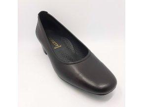 Dámské lodičky pro širší nohy Florett 03301/60 černé