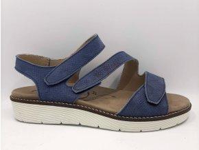 Dámské sandály Florett Eva 01722/25 modré