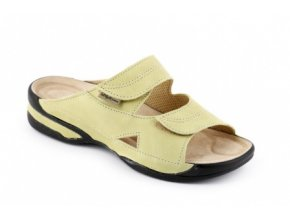 Dámské pantofle Medistyle Lucy 5L-E11 zelená
