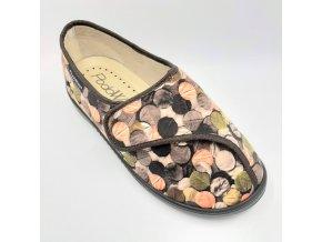 Boty pro široké nohy PodoWell Abba