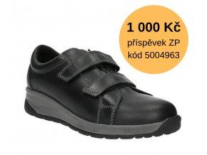 Diabetická obuv NORA MEDI černá
