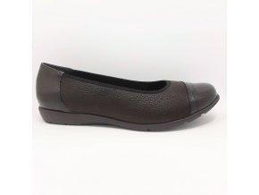Santé AL/813B-1R Nero dámská vycházková obuv