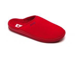 Domácí obuv Dr. Luigi červená