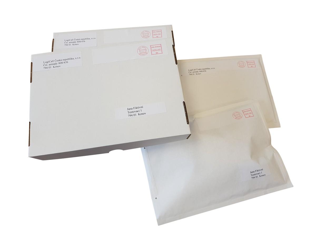 Diskrétní balíček Medicinaintim