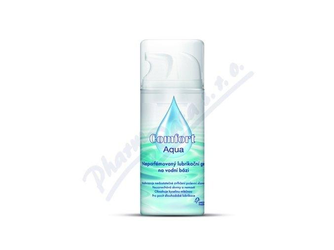 ALTERMED Lubrikační gel COMFORT AQUA neparf. 100ml