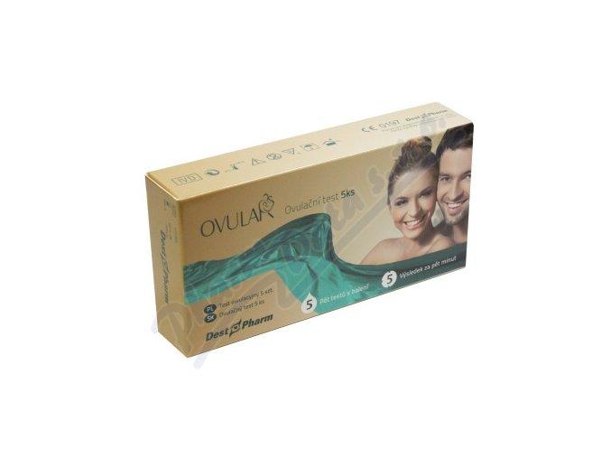 Test ovulační Ovular 5ks