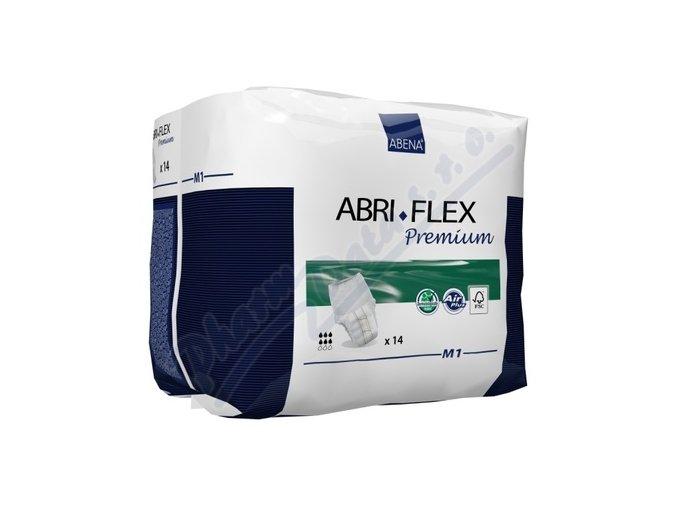Inkontinenční navlékací kalhotky Abri Flex PREMIUM M1. 14ks