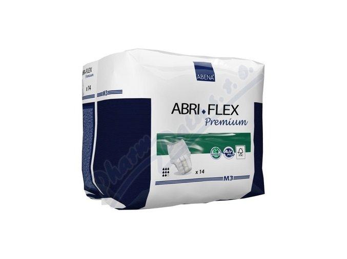 Inkontinenční navlékací kalhotky Abri Flex PREMIUM M3. 14ks