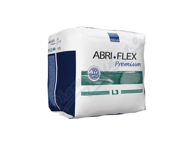 Inkontinenční navlékací kalhotky Abri Flex PREMIUM L3. 14ks