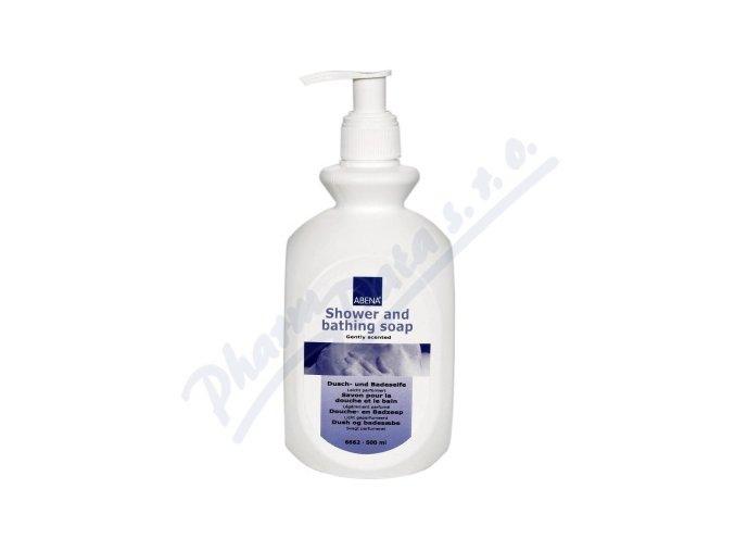 ABENA Sprchové a koupelové mýdlo jemně parfém. 500 ml