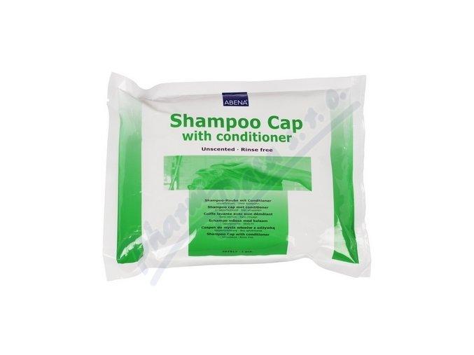 Čepice s obsahem šampónu a kondicionéru, 1 ks/bal
