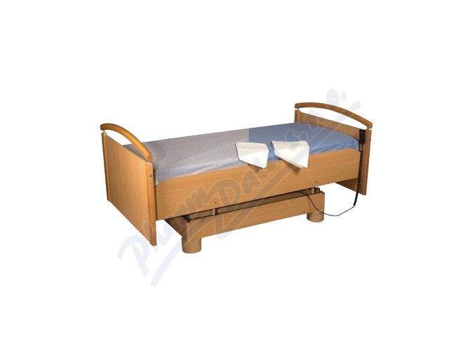 Jednorázová ložní souprava - polštář 65x65 cm, přikrývka 240x150 cm, prostěradlo 200x90x20 cm
